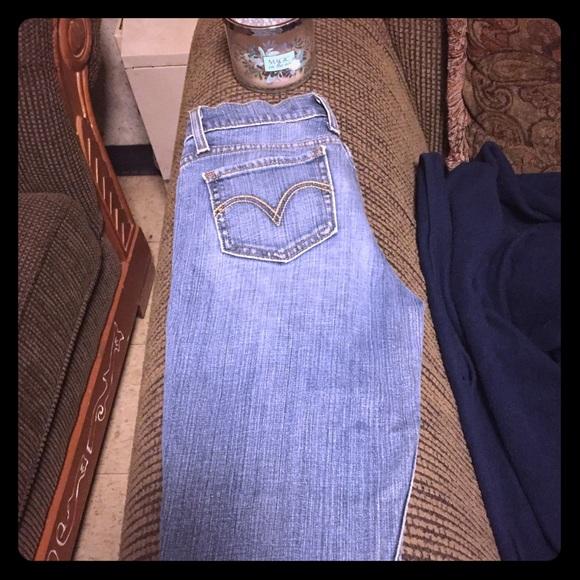 Levi's Denim - Levi Jeans